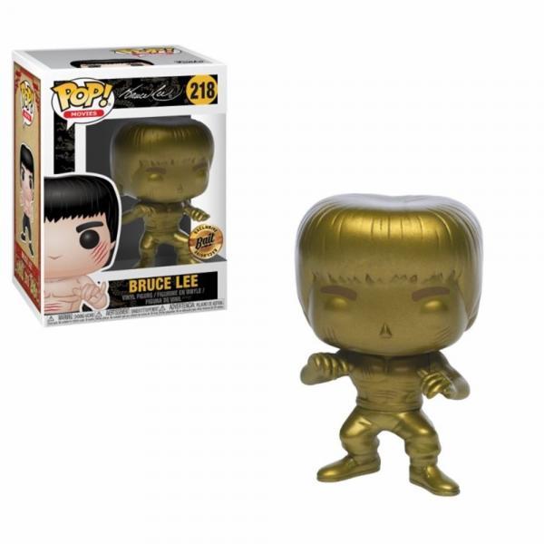 Bruce Lee Gold 218