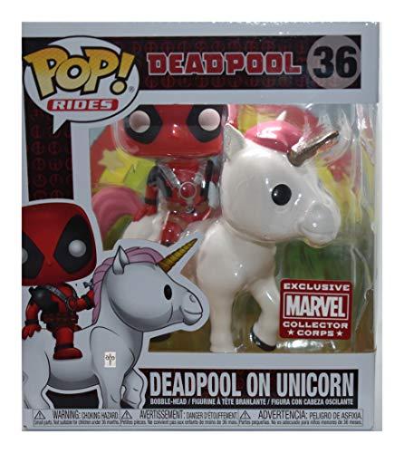 Deadpool On Unicorn 36