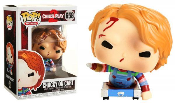 Chucky On Cart 658
