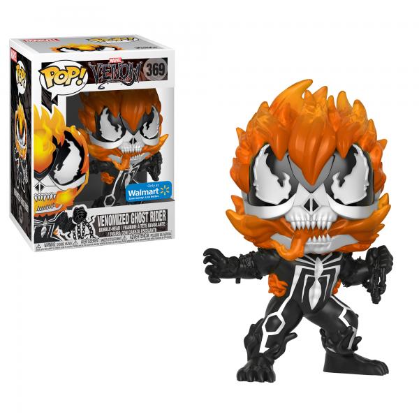 Venomized Ghost Rider 369