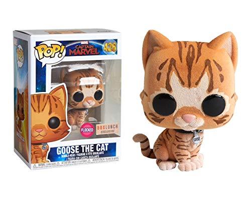 Goose The Cat Flocked 426