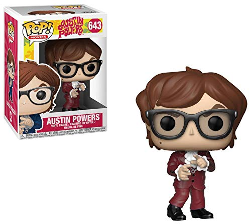 Austin Powers Red 643