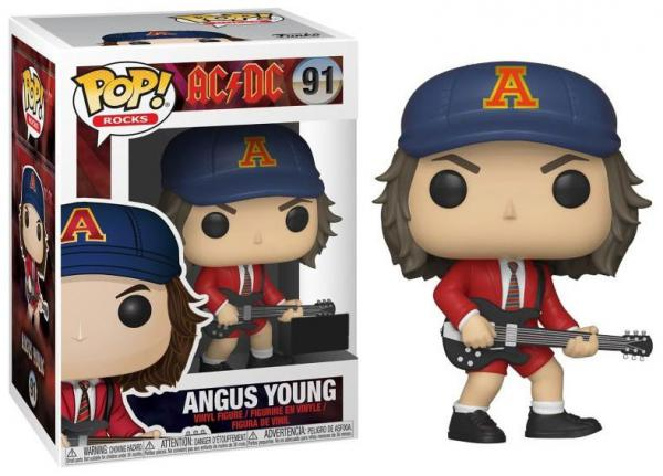 Angus Young Red 91