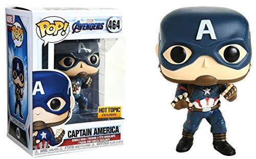 Captain America  464
