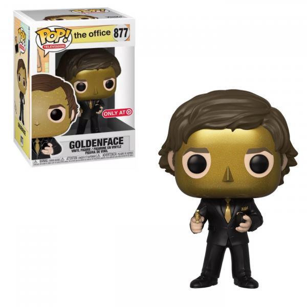 Goldenface 877
