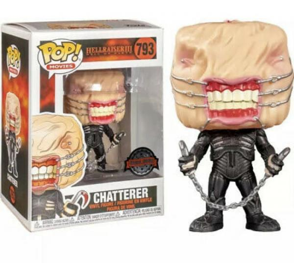 Chatterer 793
