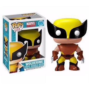 Wolverine Brown 05