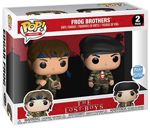 Frog Brothers  2-Pack