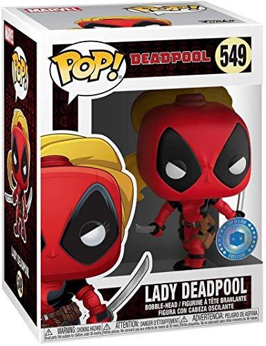 Lady Deadpool 549