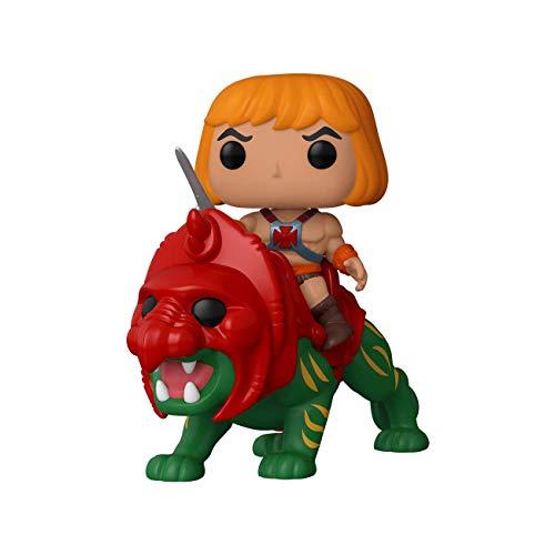 He-Man on Battlecat 84
