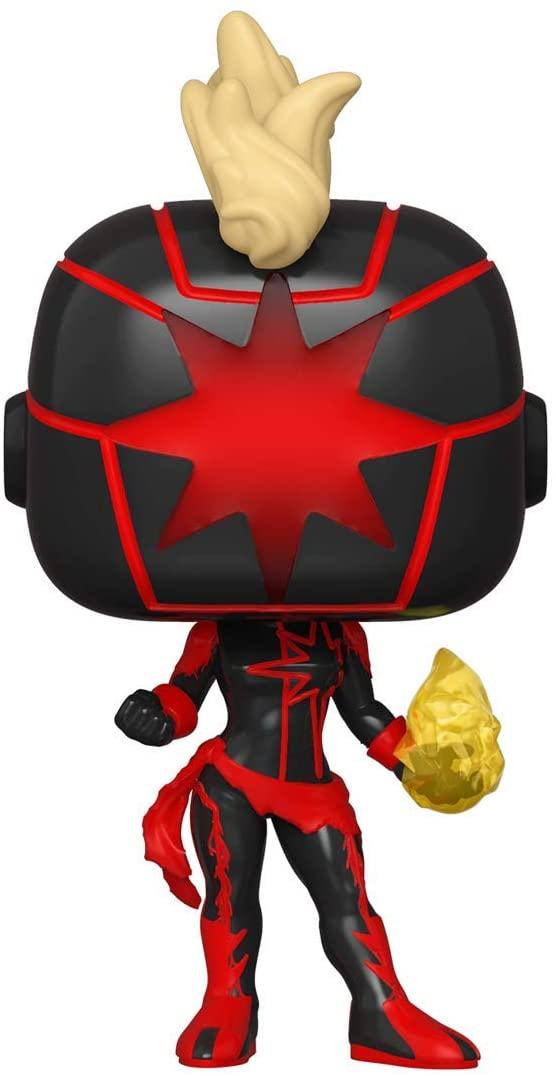 Dark Captain Marvel 657