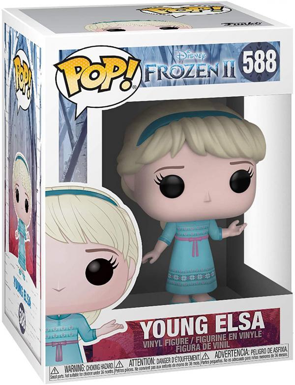 Young Elsa 588