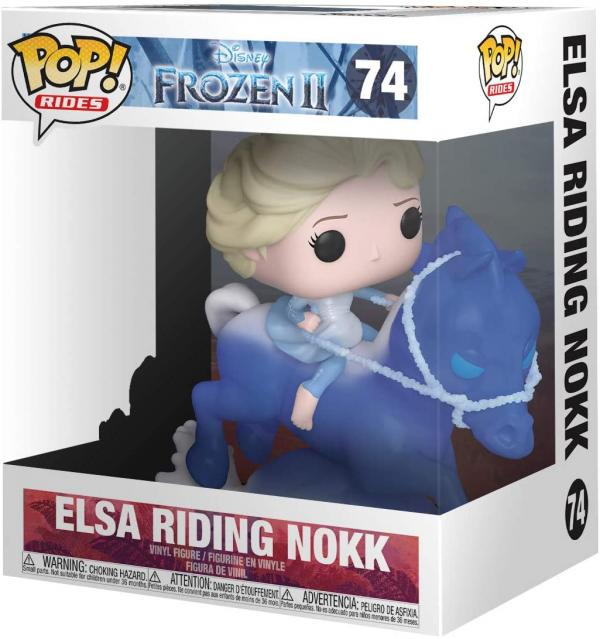 Elsa Riding Nokk 74
