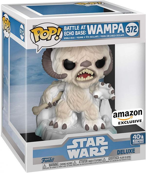 Battle At Echo Base: Wampa 372