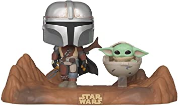 The Mandalorian With The Child 390