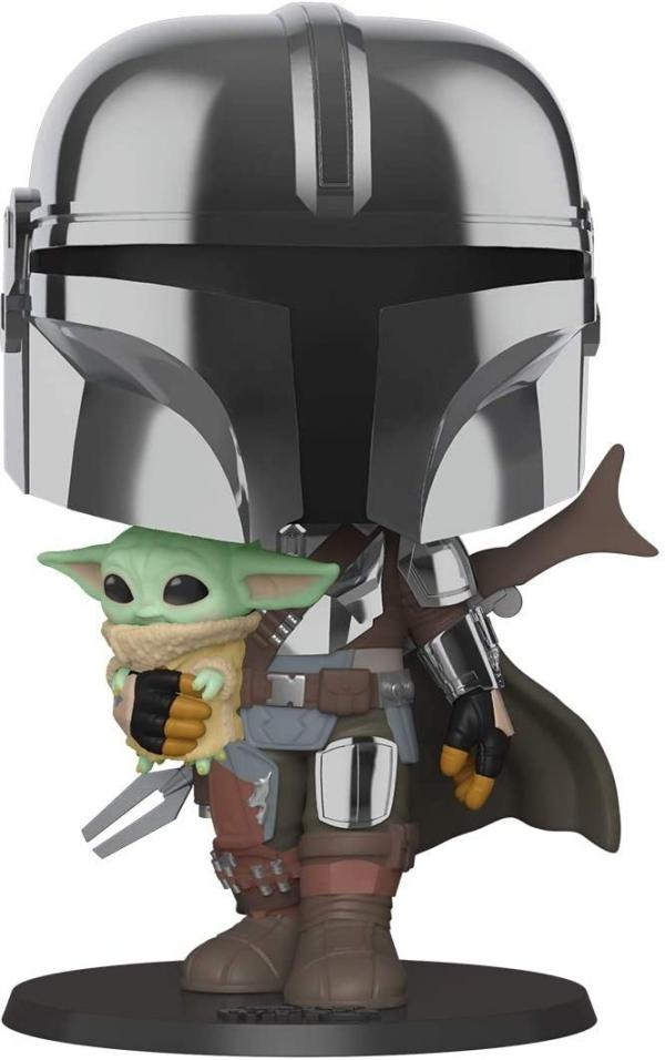 The Mandalorian With The Child 10