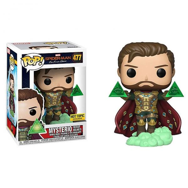 Mysterio (W/Out Helmet) 477