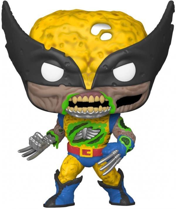 Zombie Wolverine 662