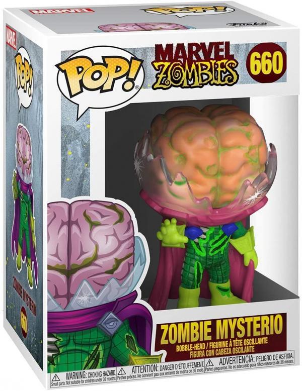 Zombie Mysterio 660