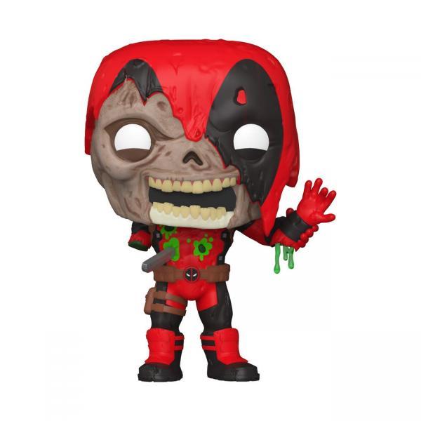 Zombie Deadpool 661