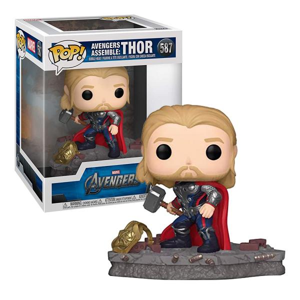 Avengers Assemble: Thor 587
