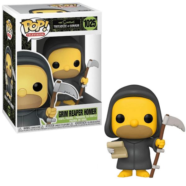 Grim Reaper Homer 1025