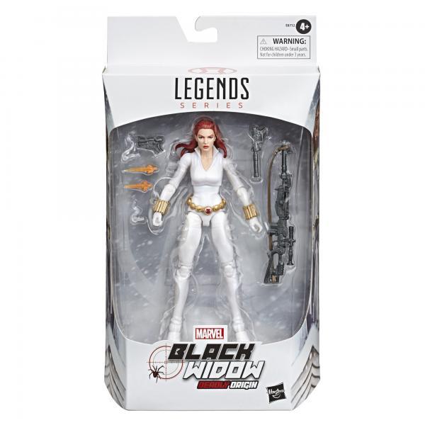 Black Widow Deadly Origin