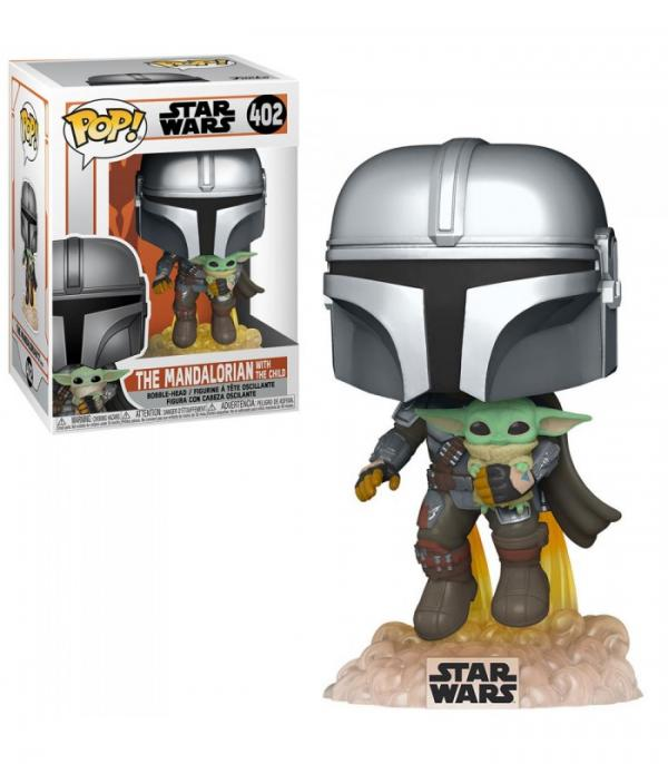 The Mandalorian With The Child 402