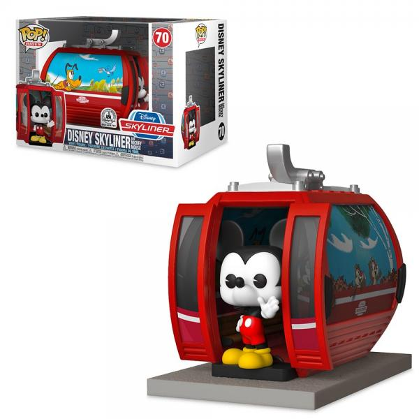 Disney Skyliner And Mickey Mouse 70