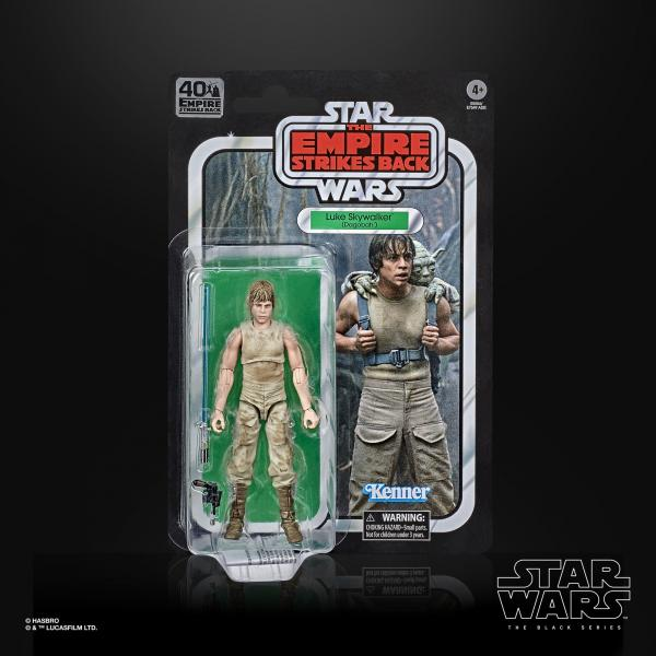40th Anniversary Empire Strikes Back Luke Skywalker (Dagobah)