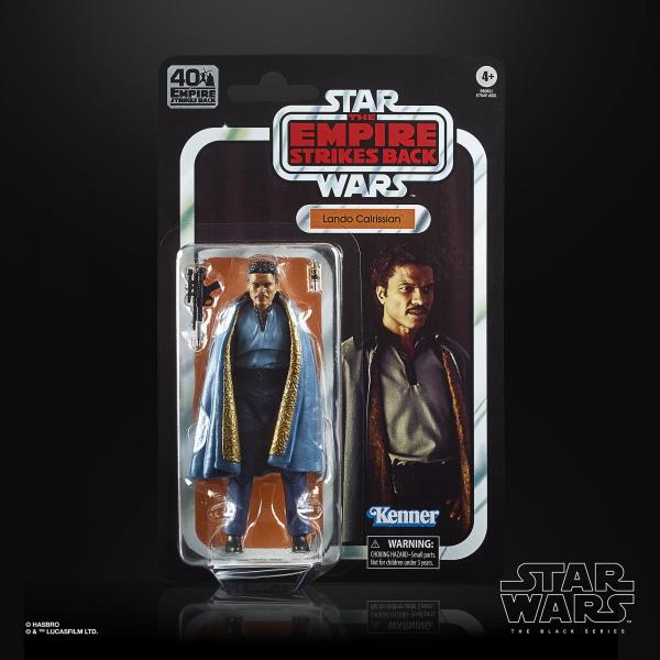 40th Anniversary Empire Strikes Back Lando Calrissian