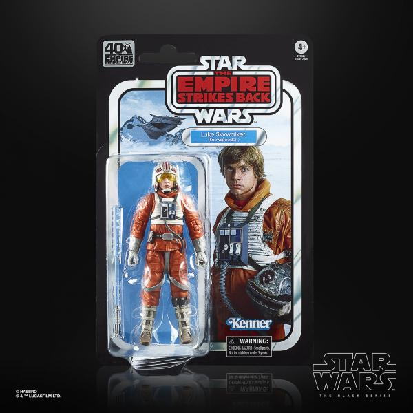 40th Anniversary Empire Strikes Back Luke Skywalker (Snowspeeder)