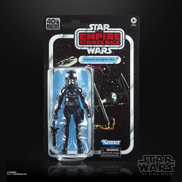 40th Anniversary Empire Strikes Back Imperial Tie Fighter Pilot