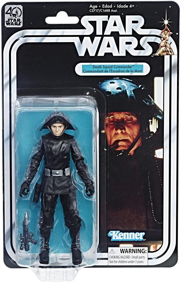40th Anniversary Star Wars Death Squad Commander