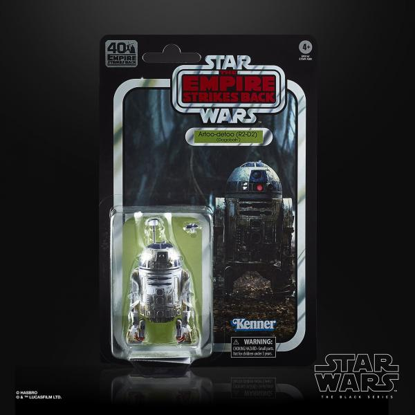 40th Anniversary Empire Strikes Back Artoo-detoo (R2-D2) (Dagobah)