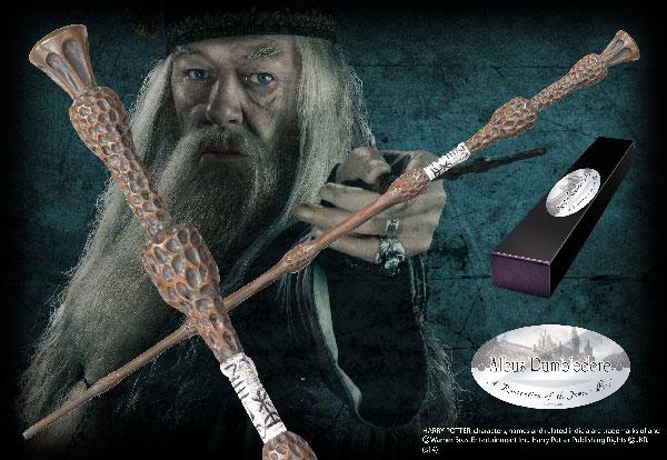 Baguette d'Albus Dumbledore (Baguette de sureau)