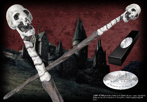 Baguette de Death Eater (Skull)