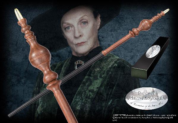 Baguette de Professor Minerva McGonagall