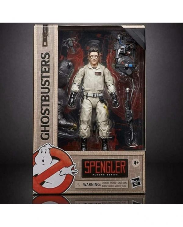 Figurine Ghostbusters Plasma Series Egon Spengler
