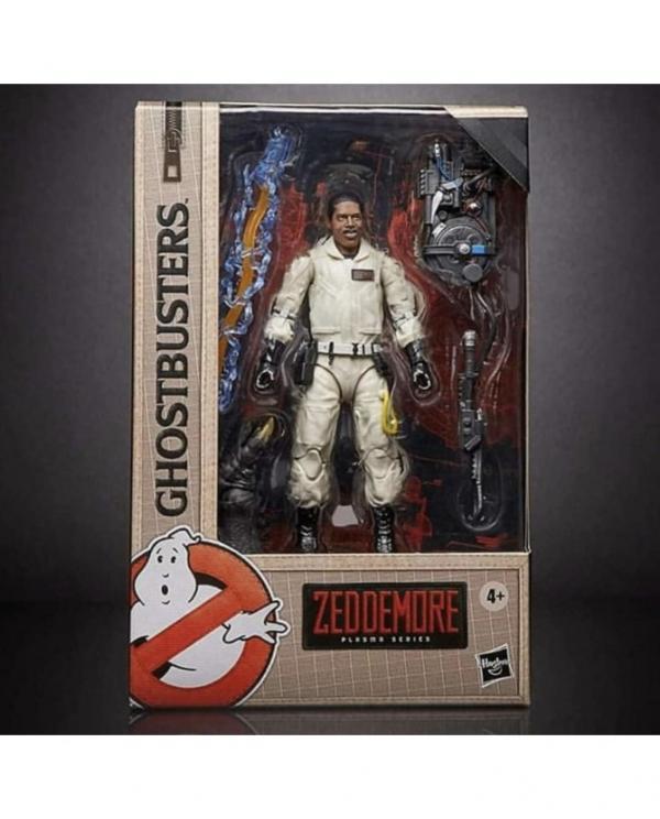 Figurine Ghostbusters Plasma Series Winston Zeddemore