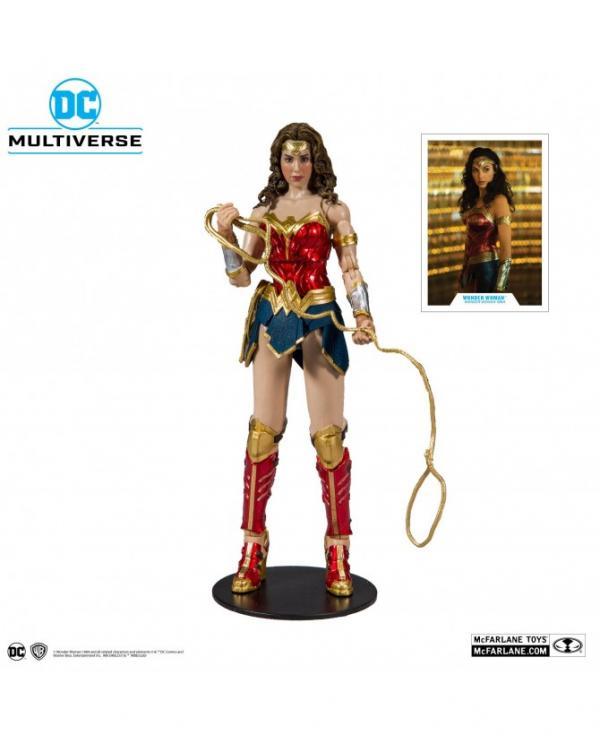 DC Multiverse Figurine Wonder Woman 1984