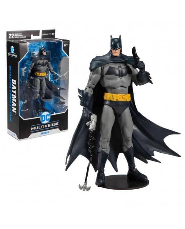 DC Multiverse Figurine Batman Detective Comics #1000