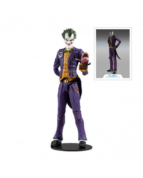 DC Multiverse Figurine The Joker Arkham Asylum