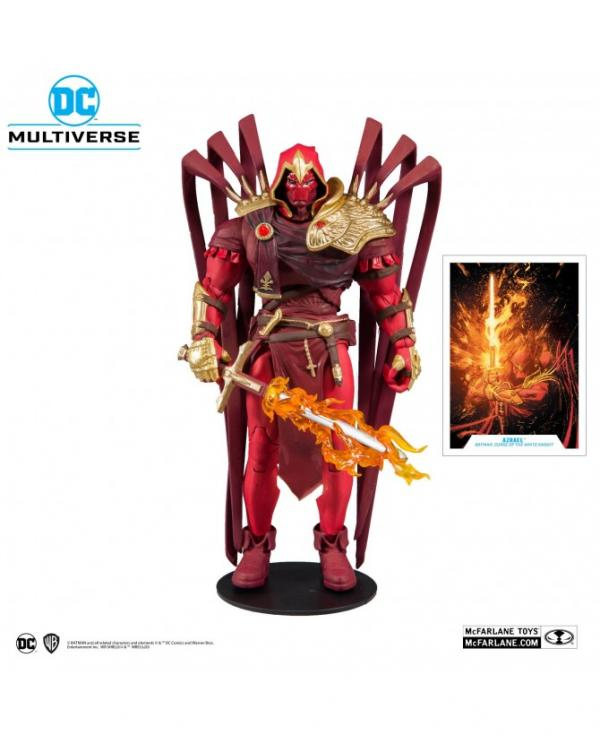 DC Multiverse Figurine Azrael Curse Of The White Knight