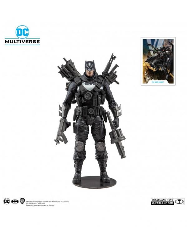 DC Multiverse Figurine The Grim Knight