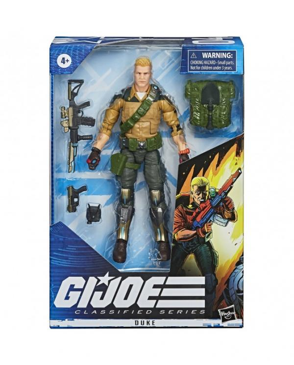 G.I. Joe Classified Series Figurine Duke #04