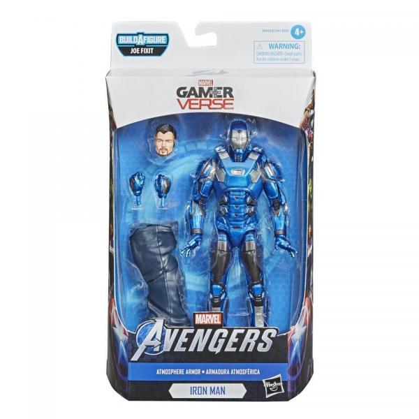 Atmosphere Armor Iron Man