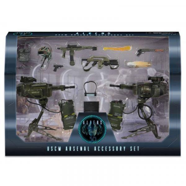 Aliens USCM Arsenal Accessory Set