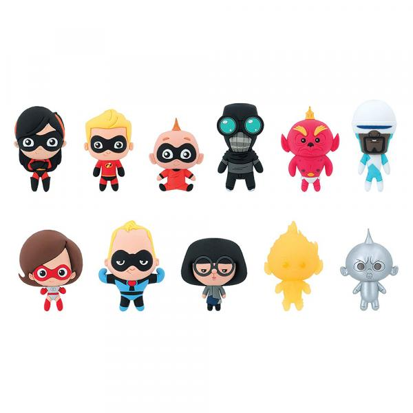 Porte-clés Disney Incredibles 2