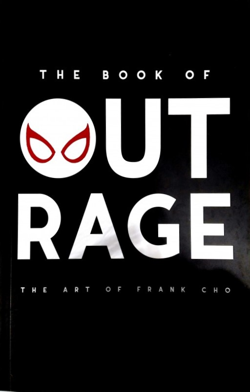 BOOK OF OUTRAGE SIGNED